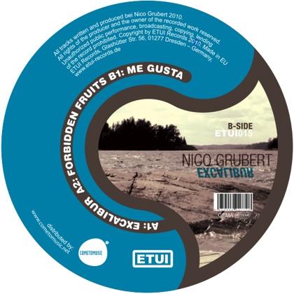 ETUI Records 015 Nico Grubert Excalibur