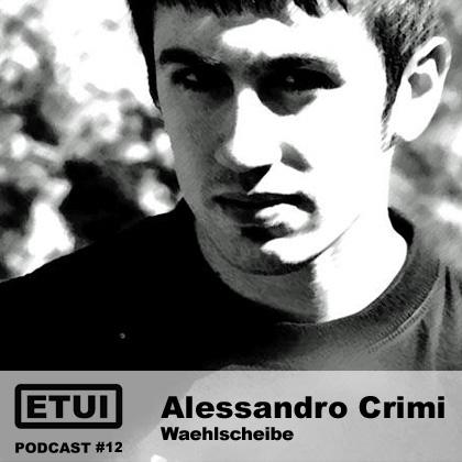 Etui Podcast #12: Alessandro Crimi