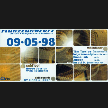 Etui Records announced for the first time in May 1998