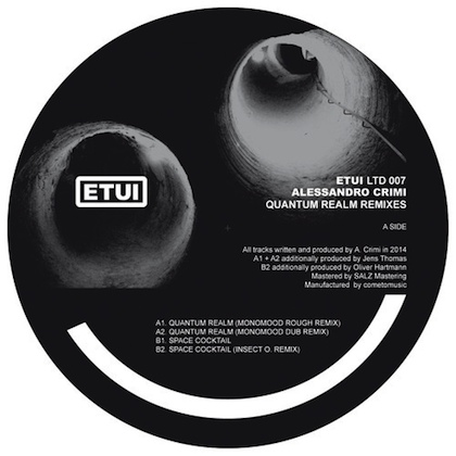 ETUILTD007 Alessandro Crimi - Quantum Realm Remixes