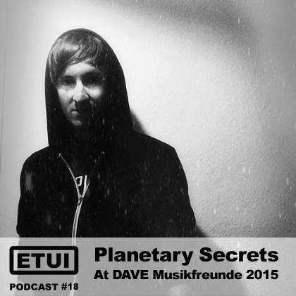 Etui Podcast #18: Planetary Secrets